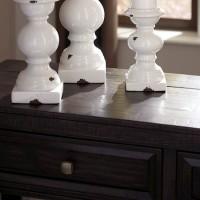 Devorah Antique White Candle Holder Set (Includes 3)