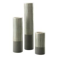 Elwood Gray Vase Set (Includes 3)