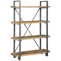 Forestmin Brown/Black Bookcase