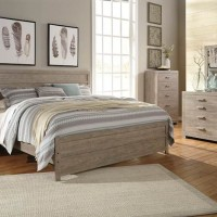 Culverbach Gray Bedroom Set