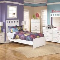 Lulu White Bedroom Set