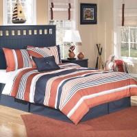 Leo Blue Full Bed