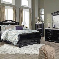 Constellations Black Bedroom Set