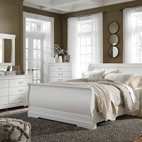 Anarasia White Bedroom Set