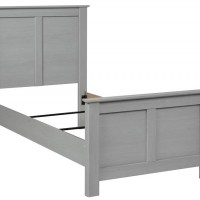 Arcella Gray Twin Panel Headboard