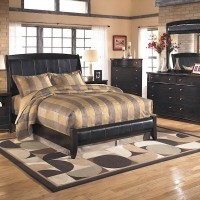 Harmony Dark Brown Bedroom Set