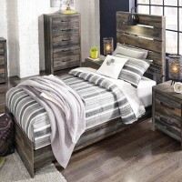 Drystan Multi Twin Panel Bed