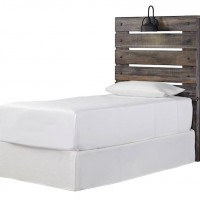 Drystan Multi Twin Panel Bed with (2) Underbed Side Storage