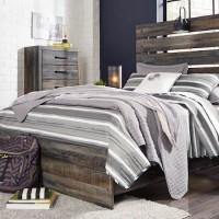 Drystan Multi Full Panel Bed