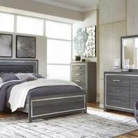 Lodanna Gray Bedroom Set
