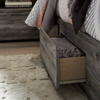 Baystorm Gray Under Bed Storage