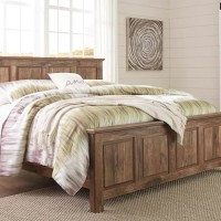 Blaneville Brown King/California King Panel Headboard