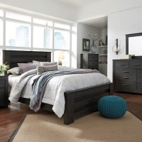Brinxton Black Bedroom Set
