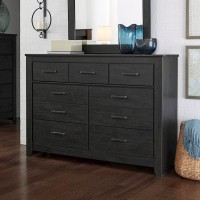 Brinxton Charcoal Bedroom Mirror