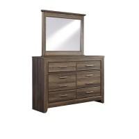 Juararo Dark Brown Youth Dresser