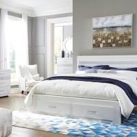 Jallory White Bedroom Set