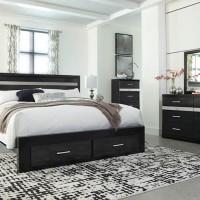 Starberry Black Bedroom Set