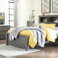 Foxvale Gray/White Bedroom Set