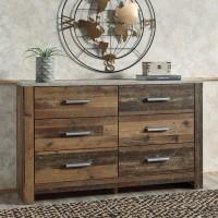 Chadbrook Brown Dresser