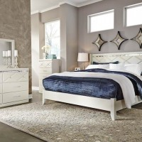 Dreamur Champagne Bedroom Set