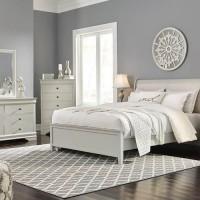 Jorstad Gray Bedroom Set