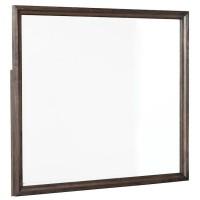 Brueban Gray Bedroom Mirror