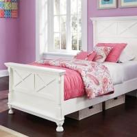 Kaslyn Multi Twin Panel Bed