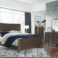 Kisper Brown Bedroom Set