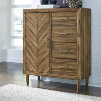 Broshtan Light Brown Door Chest
