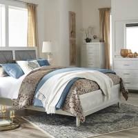 Olivet Silver Bedroom Set