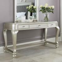 Coralayne Silver Vanity Mirror