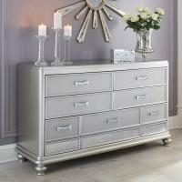 Coralayne Silver Dresser