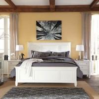 Prentice White Bedroom Set