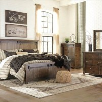 Lakeleigh Brown Bedroom Set