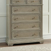 Borlend Two Six Drawer Chest