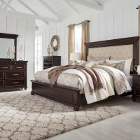 Brynhurst Dark Brown Bedroom Set