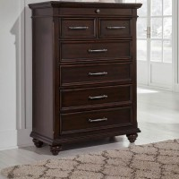 Brynhurst Dark Brown Chest