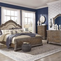 Charmond Brown Bedroom Set
