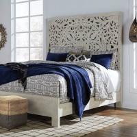 Bantori Multi King Panel Bed