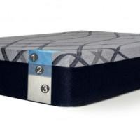 Remarkable Select12 Memory Foam Queen Set