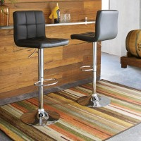 Bellatier Multi Tall Upholstered Swivel Barstool(Includes 2)