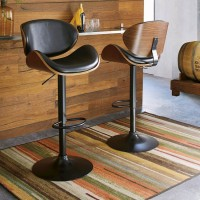 Bellatier Multi Tall Upholstered Swivel Barstool(Includes 1)