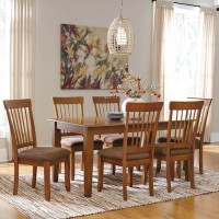 Berringer Rustic Brown Dining Room Set