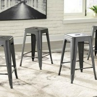 Beccatowne Multi Barstool (Includes 4)