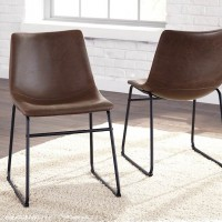 Centiar Two Dining Upholstered Side Chair (Includes 2)