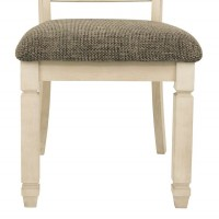 Bolanburg Antique White Dining Upholstered Side Chair (Includes 1)
