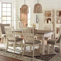 Bolanburg Antique White Dining Room Set