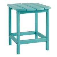 Sundown Treasure Turquoise Rectangular End Table