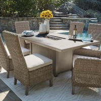 Windon Barn Brown Patio Group
