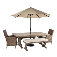 Beachcroft Beige Patio Group